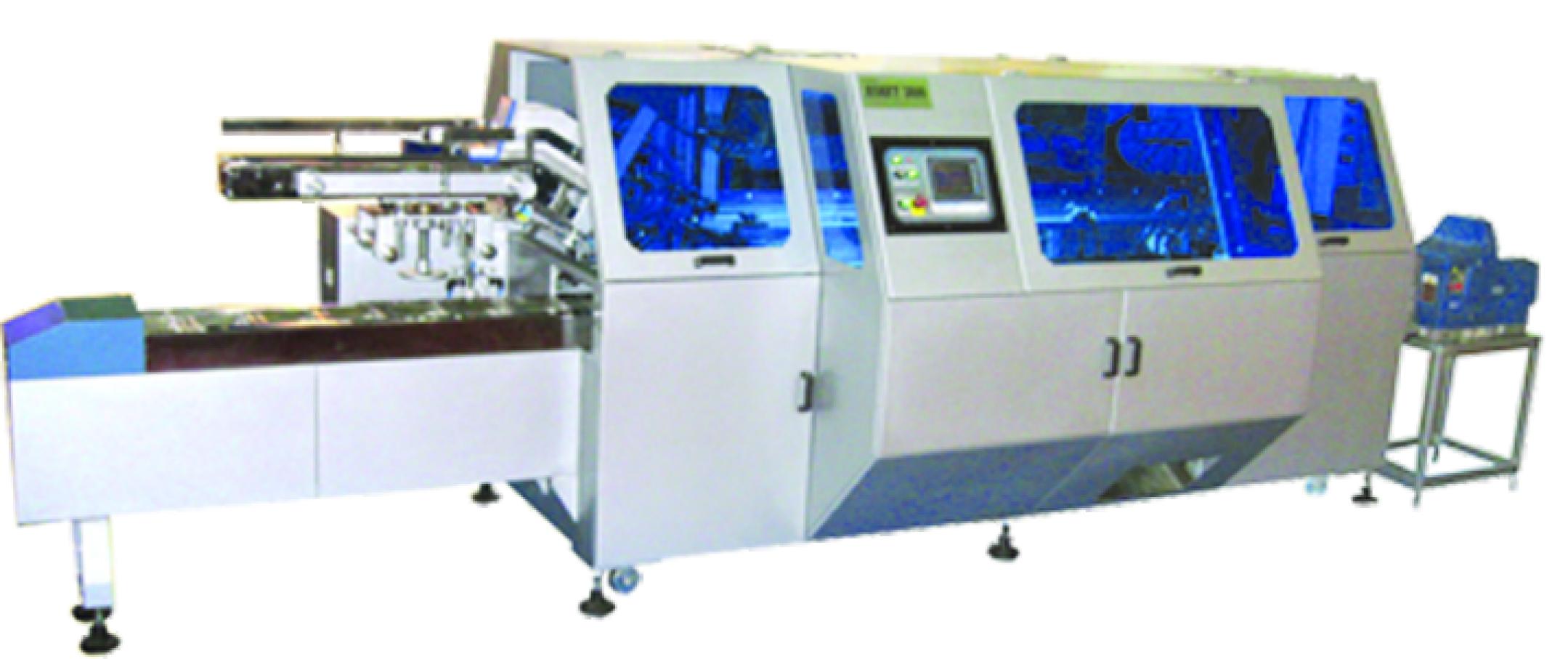 High Speed Automatic Cartoning Machine
