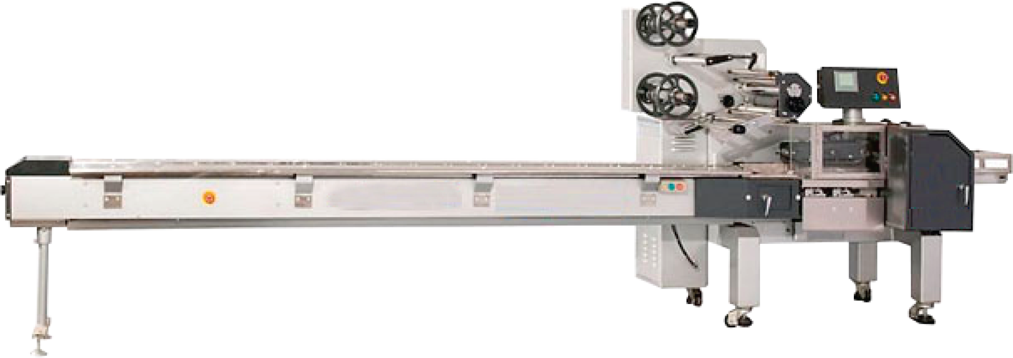 High Speed Automatic Horizontal MS 380
