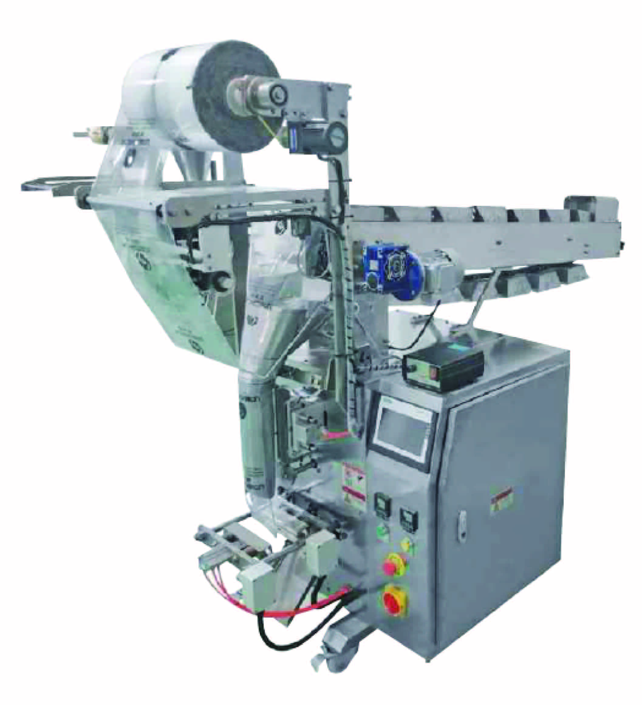 2-9_hal2 A (3) SEMI VERTICAL BUCKET PACKING MACHINE MSP-V160B